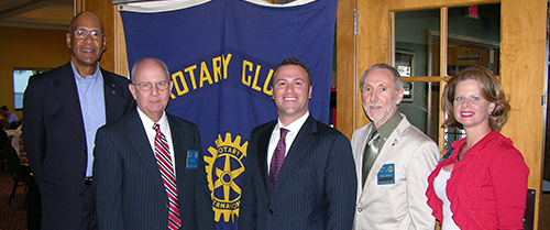 Frank J. Aloia, Jr. Spoke to the Rotary Club of Fort Myers