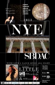 Jazzlyn Little to Headline SBDAC New Year's Eve Party