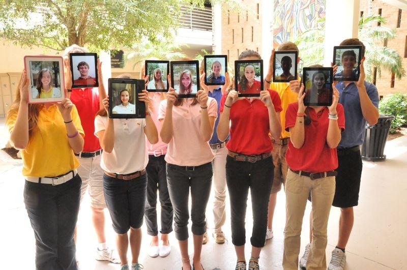 Bishop Verot Unveils 1:1 iPad Program, First Phase Set to Launch August 2013