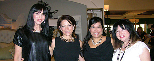"""Dress for Success SW Florida Exceeds Fundraising Goal with """"A Fashion Night in Black and White"""""""