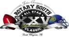 Football and Cheerleading Rosters Announced for Rotary South All-Star Classic