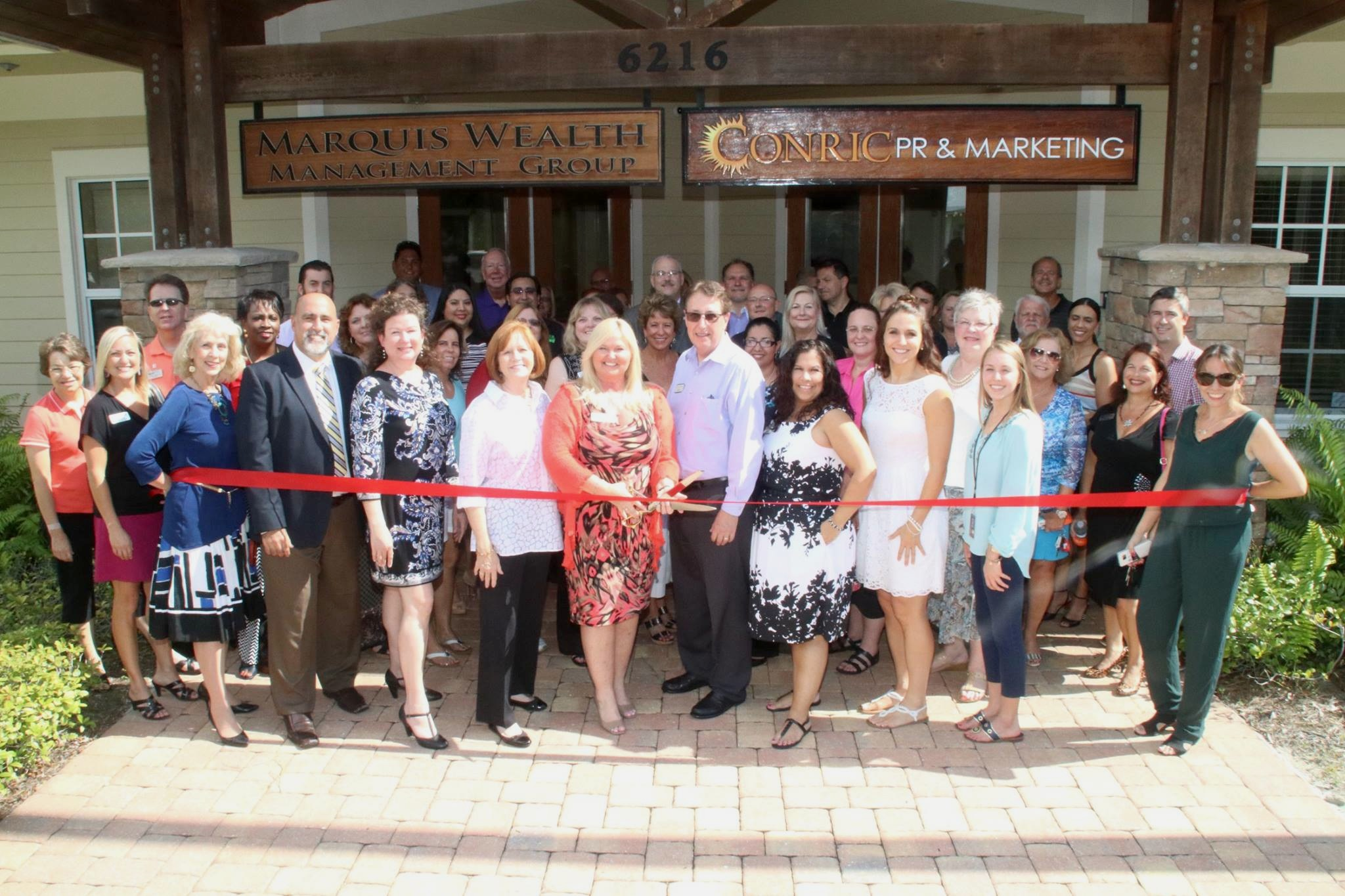 CONRIC PR & Marketing hosts open house in new, larger location