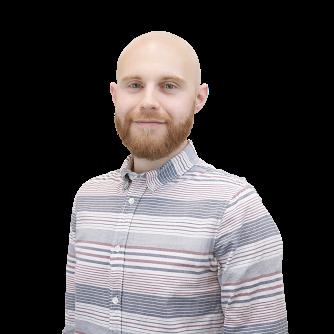 Justin Ungar joins CONRIC PR & Marketing graphic design team