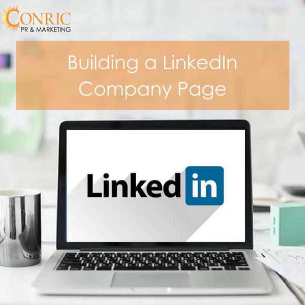 Building a LinkedIn Company Page
