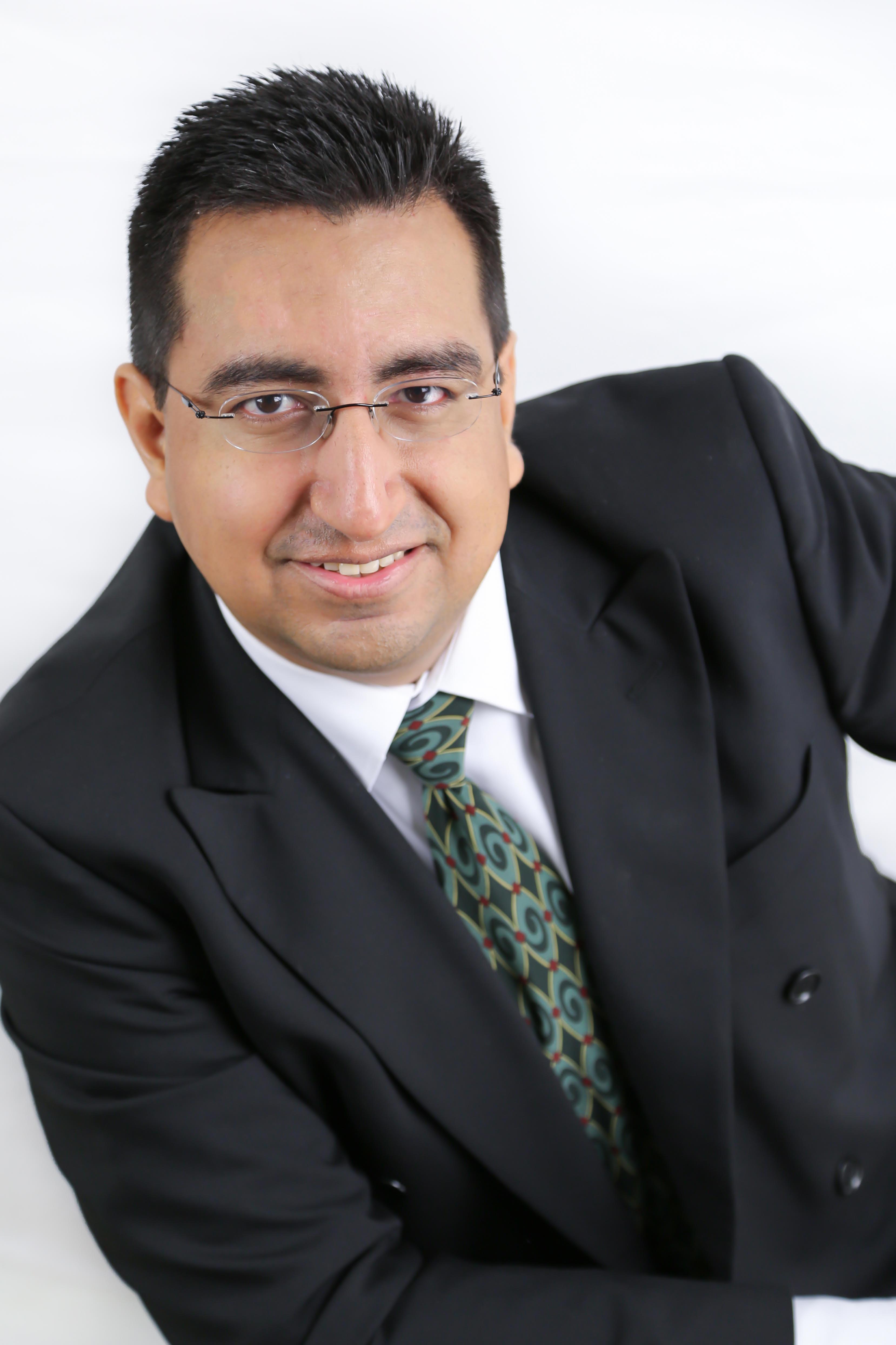 Javier Fuller, Vice-President of Web Development