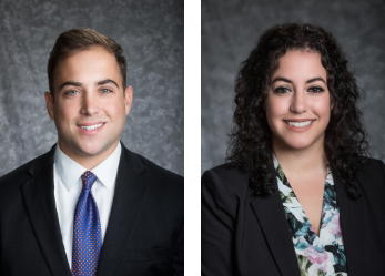 Pavese Law Firm welcomes attorneys Alton Kuhn and Vanessa Fernandez