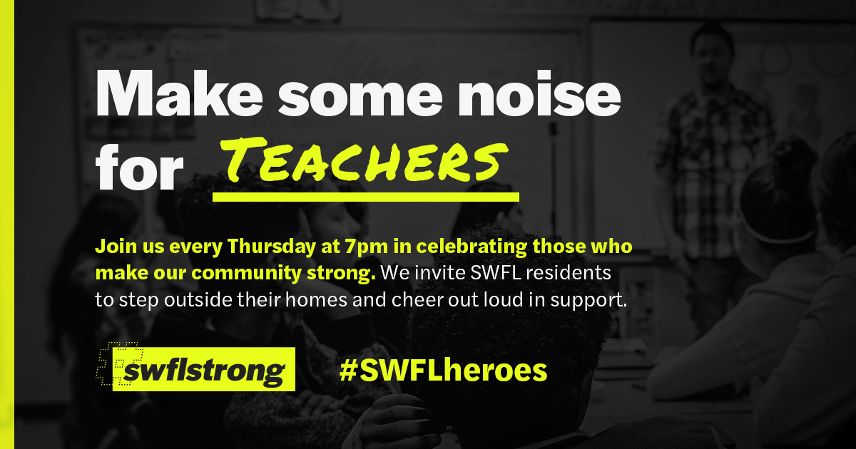 #SWFLStrong Campaign announces event to celebrate community heroes