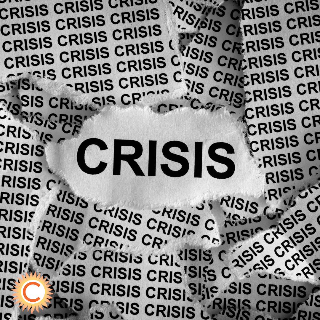 Now What?! How to effectively communicate during a crisis.