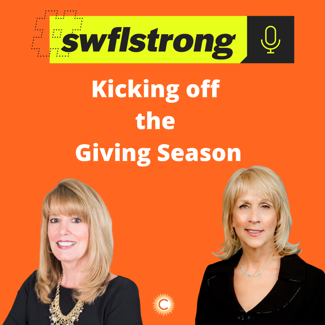 #SWFLStrong Podcast EP. 5: Kicking Off the Giving Season