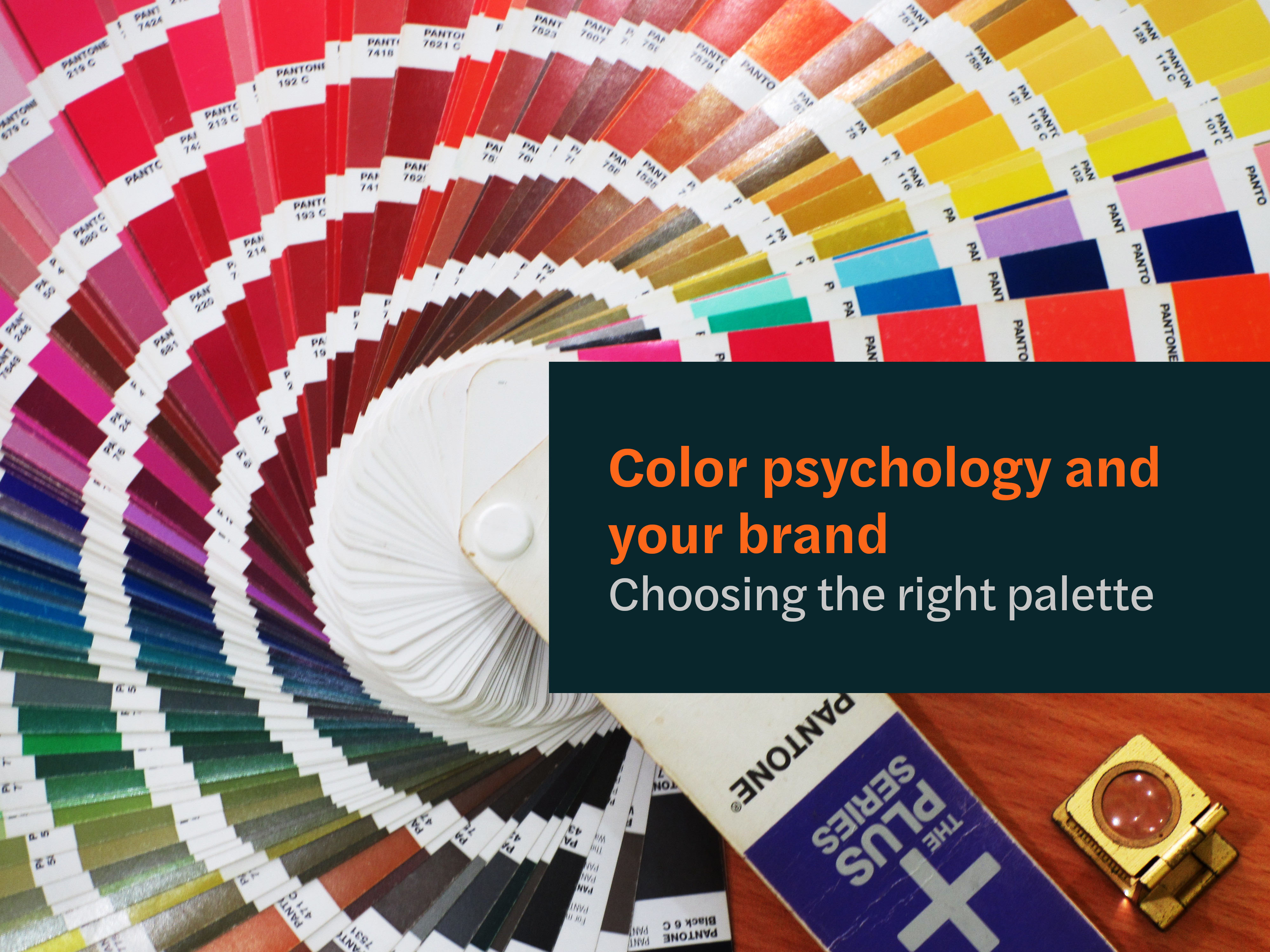 Color psychology and your brand