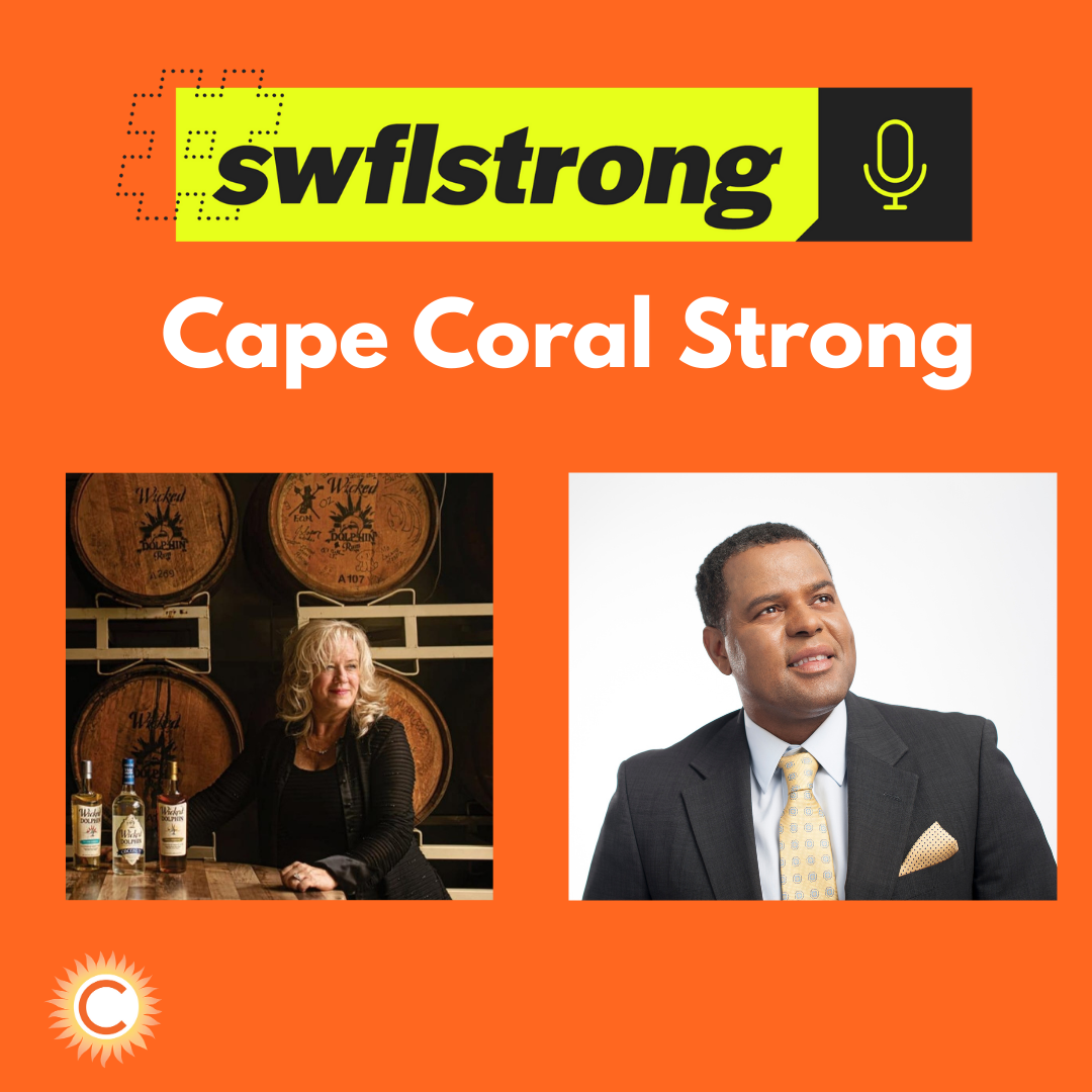 SWFL Strong Podcast EP 7: Cape Coral Strong