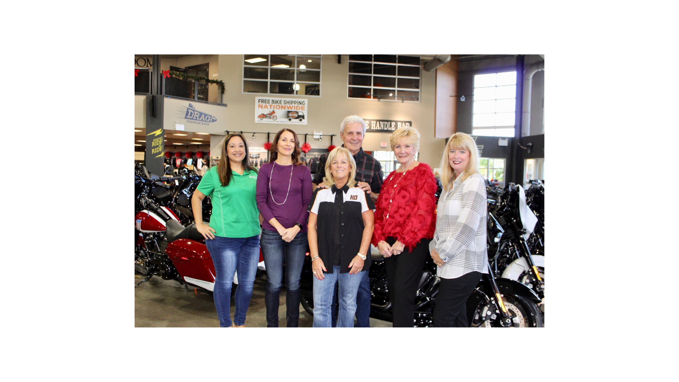 Rockstar Harley-Davidson donates $50,000 to local children's charities