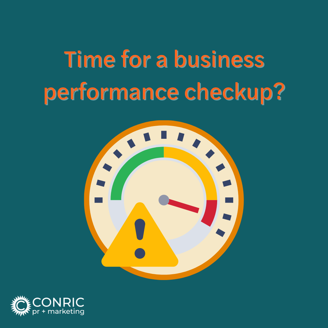 Is it time for a business performance checkup?