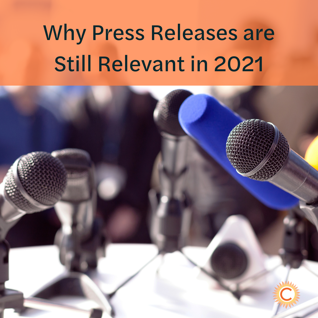 Why Press Releases are Still Relevant in 2021