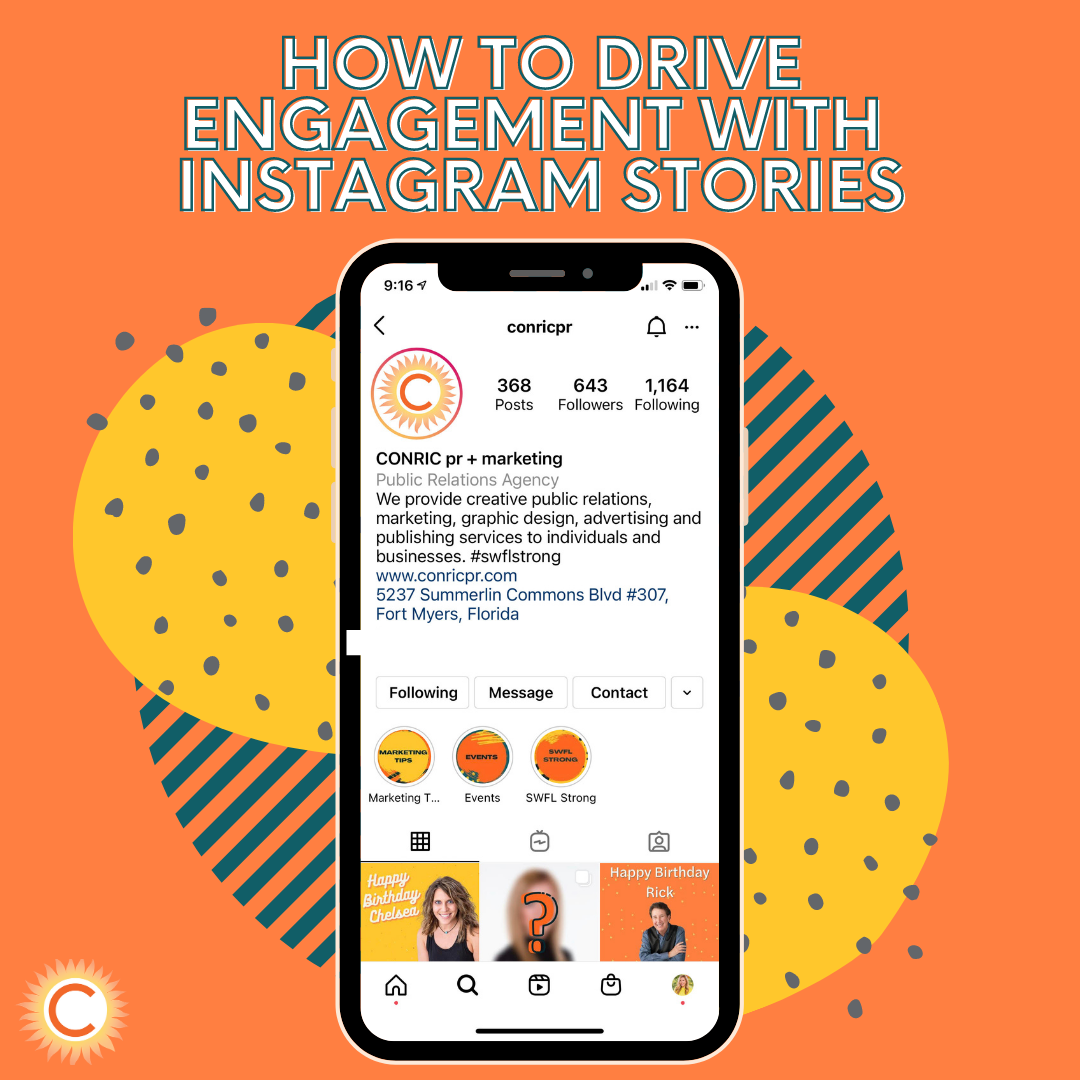 How to Drive Engagement with Instagram Stories