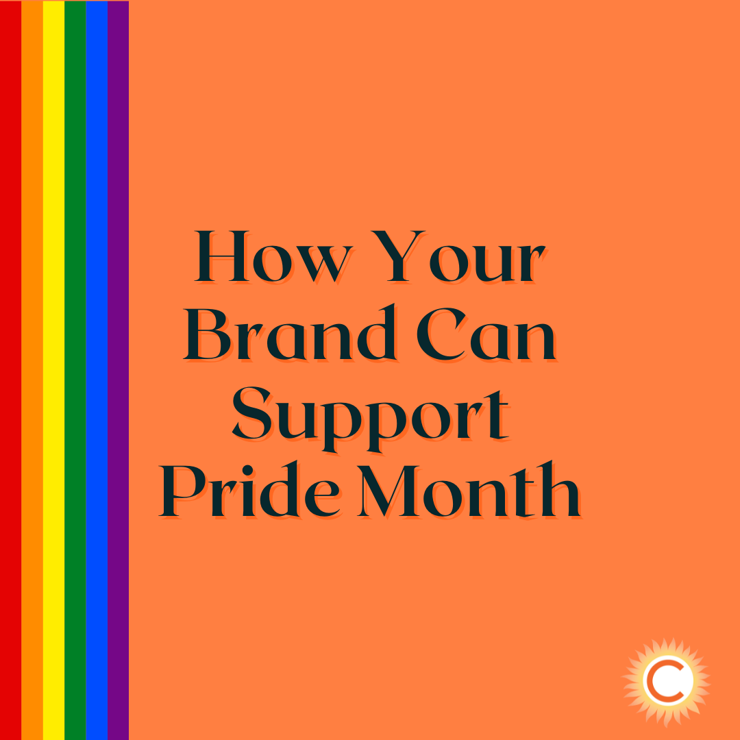 How your brand can show support for Pride