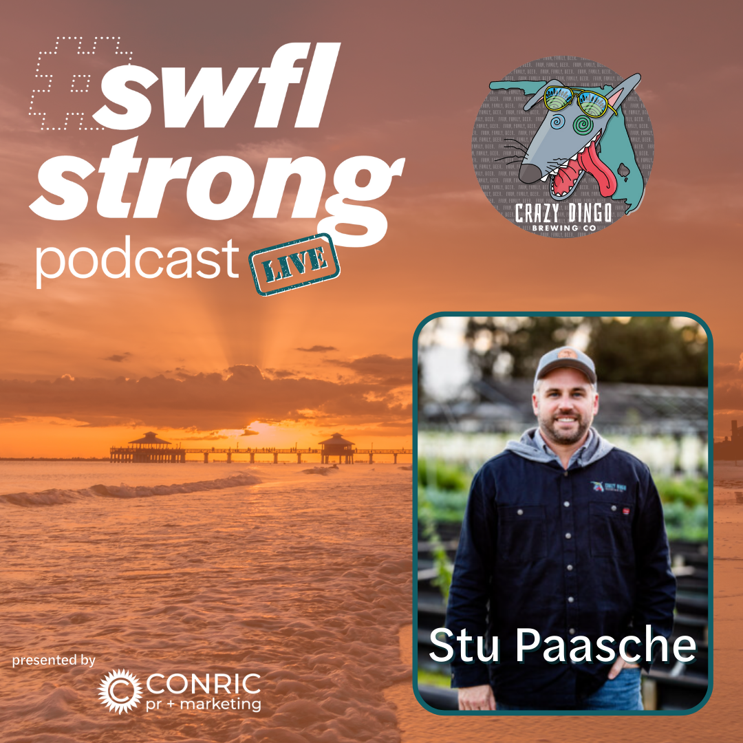 SWFL Strong Podcast EP 19: Crazy Dingo Brewing Co.