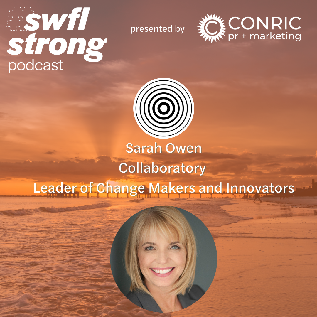 SWFL Strong Podcast EP 22: Collaboratory