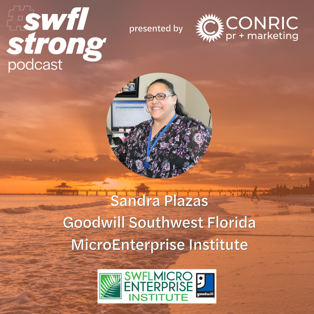 SWFL Strong Podcast EP 23: Goodwill MicroEnterprises