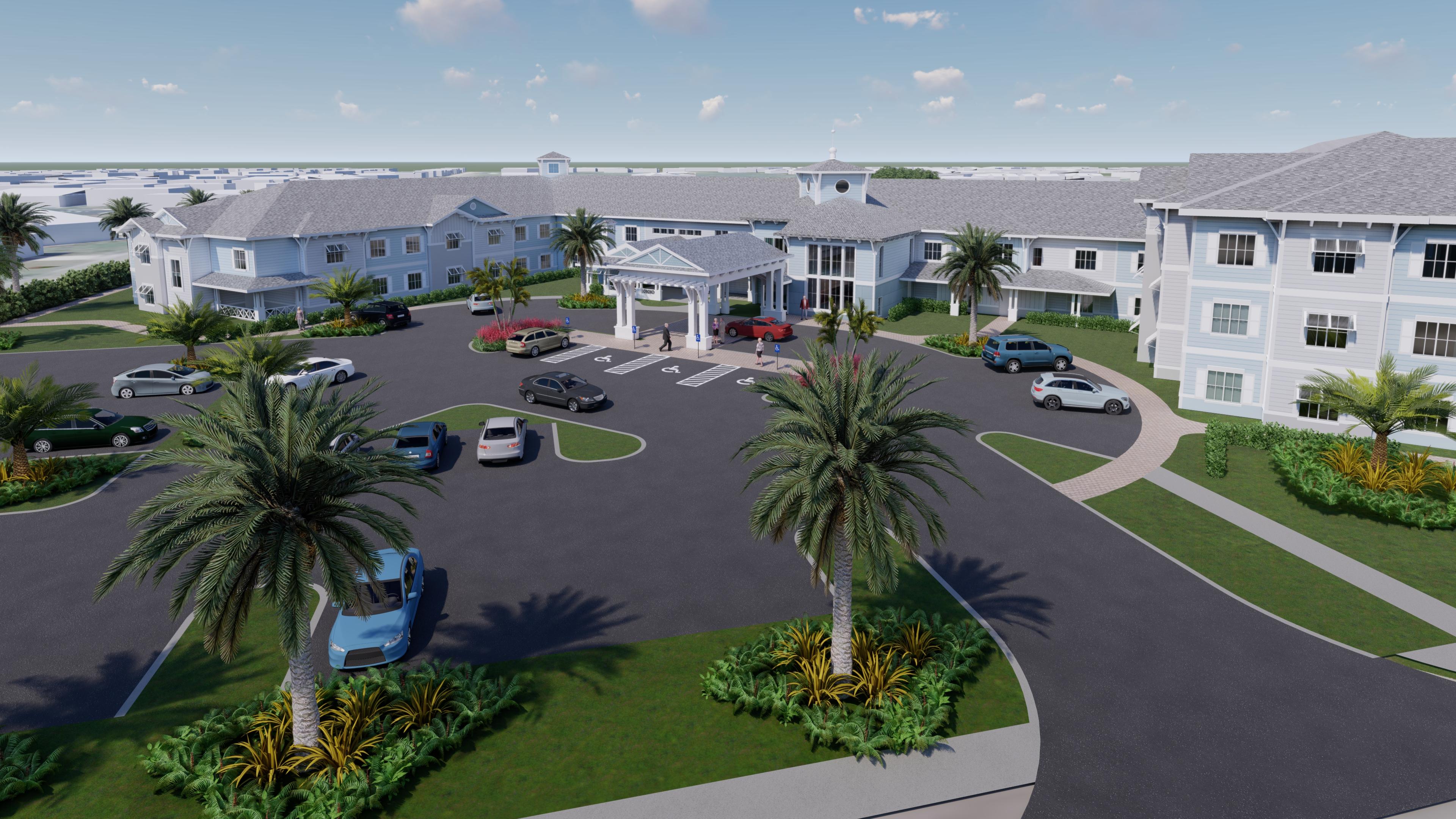 New luxury senior living community in Punta Gorda Isles breaks ground