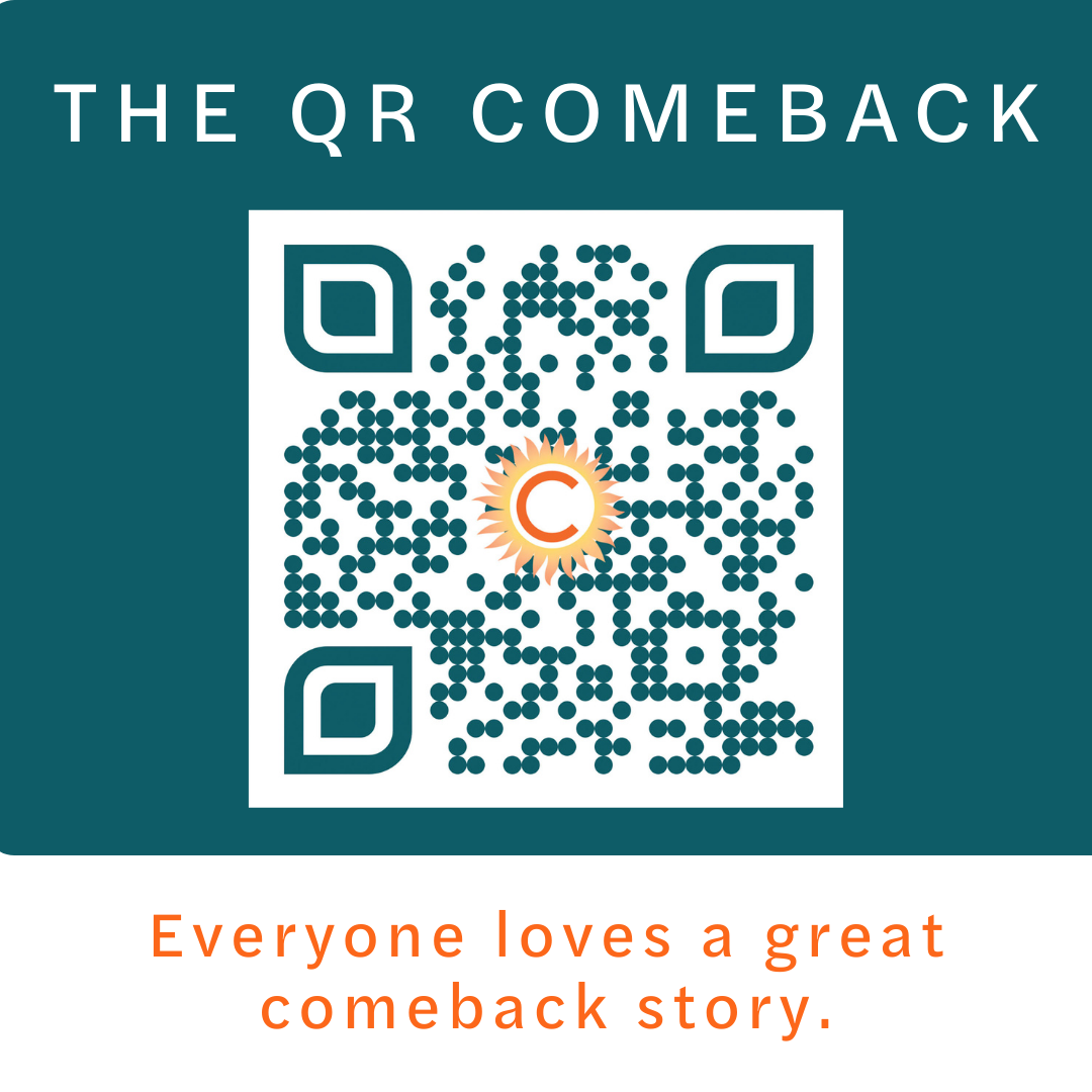 The QR Comeback
