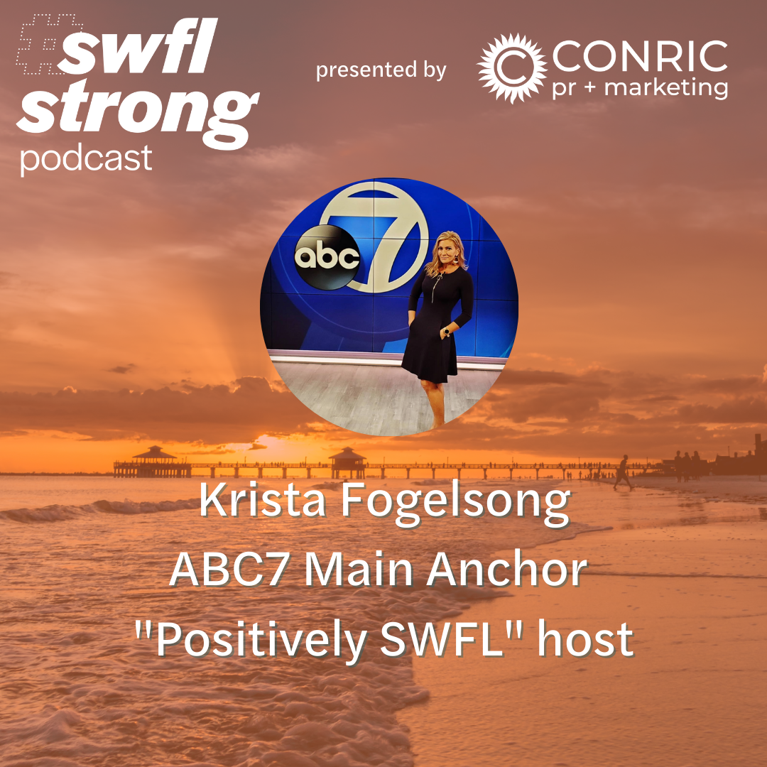 SWFL Strong Podcast EP 24: Krista Fogelsong